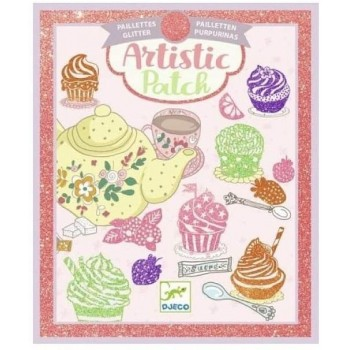 Artistic  Patch  Sweets  -...