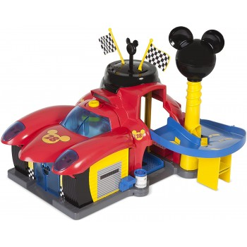 Garage  Topolino  -  IMC  Toys