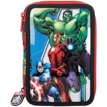 Astuccio  Triplo  Avengers...
