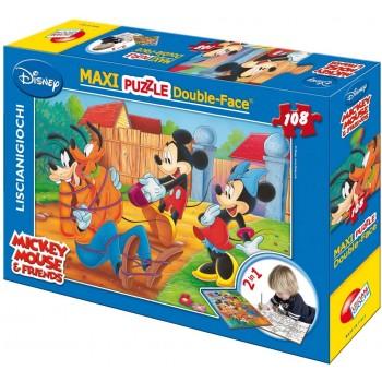 108 pz. Supermaxi Mickey &...