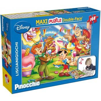 108 pz. Pinocchio Double...