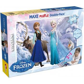 108 pz. Frozen Elsa e Anna...