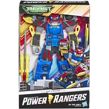 Beast-X  Megazord  Power...