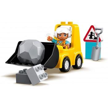10930  Bulldozer  -  Lego