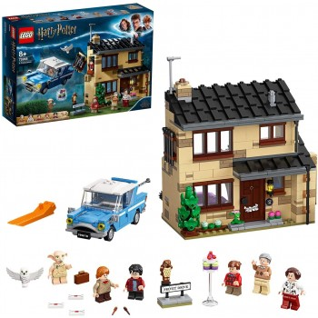75968  Privet  Drive-  Lego