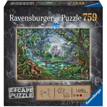 Escape  Puzzle  Unicorn  -...