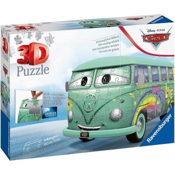 Fillmore  Cars  3D  -...