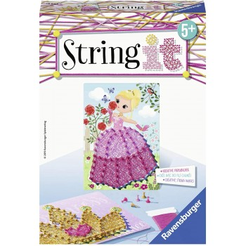 String  It  Pink  Princess...