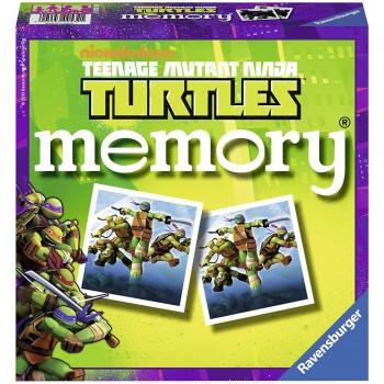 Memory Tartarughe Ninja -...