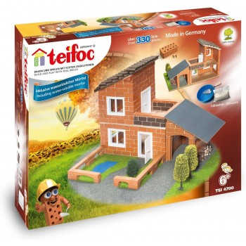 Teifoc Villa con Garage -...