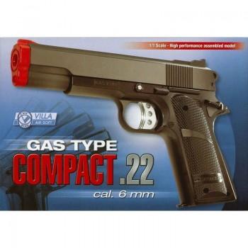 Pistola Compact 22 - Villa