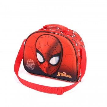 Portamerenda 3D Spiderman -...