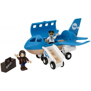 Set  Aeroplano  -  Brio