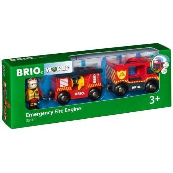 Camion dei Pompieri- Brio