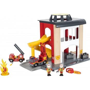 Caserma dei Pompieri - Brio
