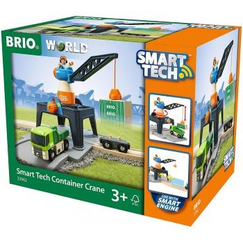 Gru  per  Container  -Brio