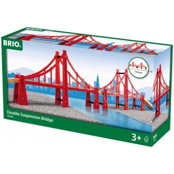 Ponte  Sospeso  a  Due-  Brio
