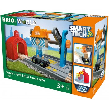 Smart  Tech  Gru  -  Brio