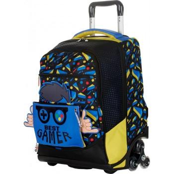Zaino  Trolley  Gopop Gamer...