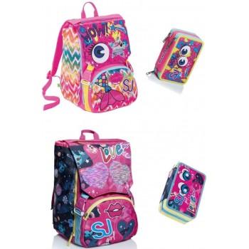 Schoolpack  SJ  Gang  Facce...