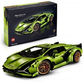 42115  Lamborghini  Sian  -...