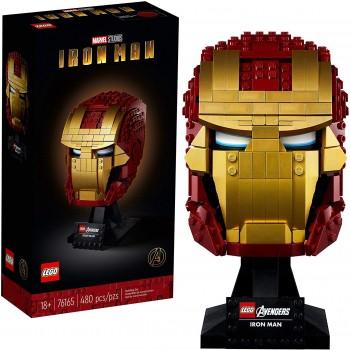 76165  Casco  di  Iron Man...
