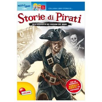 Libro  Storie  di  Pirati...