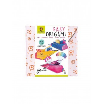 Easy  Origami  Aircraft  -...