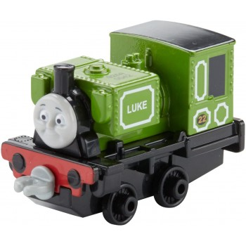Luke  Metal  Treno  Thomas...