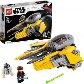 75281  Jedi  Interceptor...