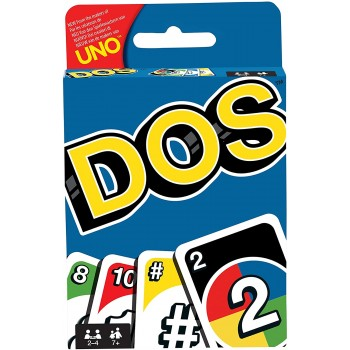 DOS  -  Mattel