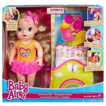 Baby  Alive  Ballerina  -...