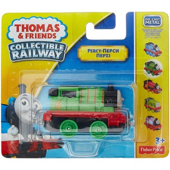 Percy  Metal  Treno  Thomas...