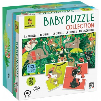 Baby  Puzzle  The  Jungle...