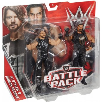 Battle  Pack  AJ  Styles  &...