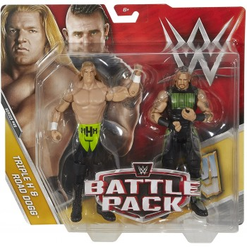 Battle  Pack  Triple  H   &...