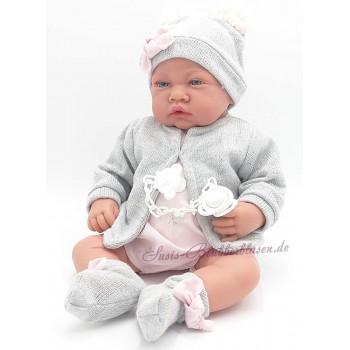 Bambola  Nacida  Gris-...