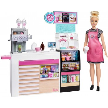 Barbie  Coffee  Shop  -...