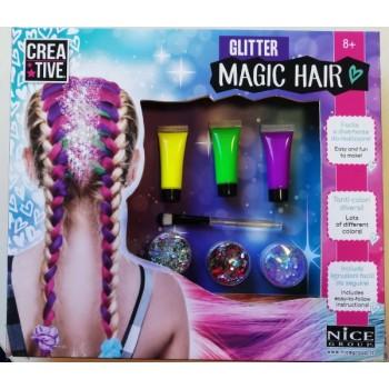 Glitter  Magic  Hair  -  Nice