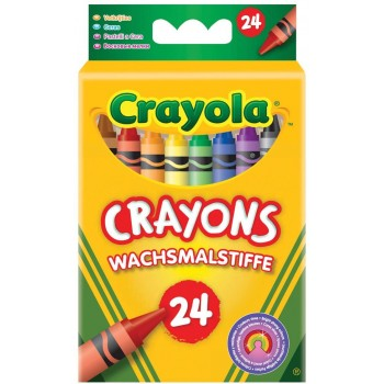 24  Crayons  -  Crayola