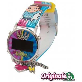 Mecontrote  Charm  Watch  -...