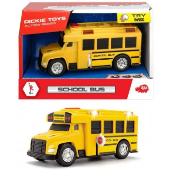 Scuola  Bus  15  cm - Simba