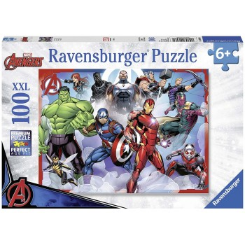 100  pz   XXL  Avengers  -...