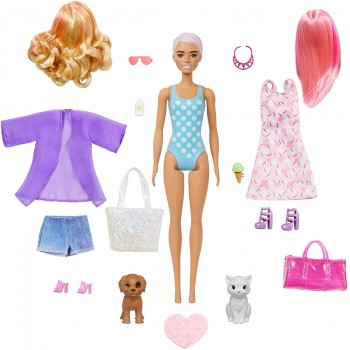 Barbie  Color  Reveal...