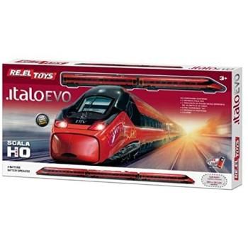 Treno  Italo  Evo  B O -...