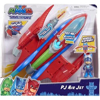 Jet  Salvataggio  PJ  Mask...