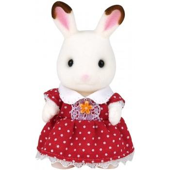 Bambina  Coniglio...