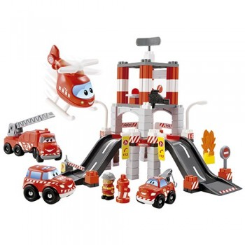 Caserma dei Pompieri Abrick...