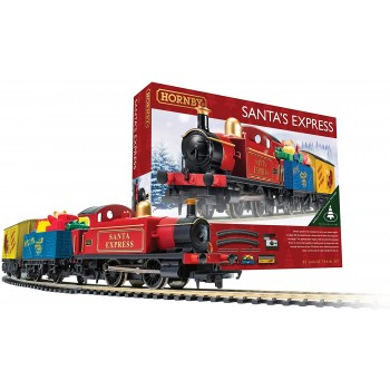 Treno  Santa' s  Express  -...