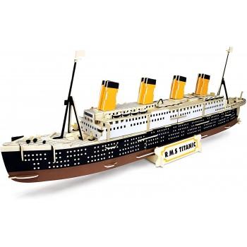 Puzzle Legno Titanic - Rem...